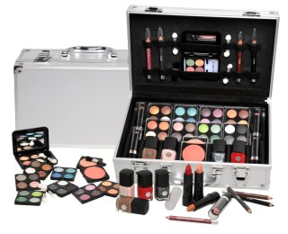 BriConti Schminkkoffer Kosmetik Make up set