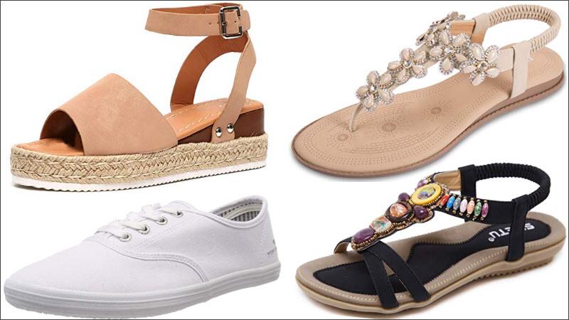 Passende Schuhe Culotte Hosenrock
