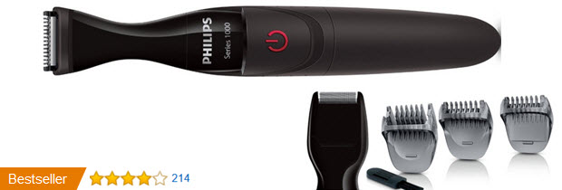 Philips Series 1000 MG1100/16 Multigroom Intimrasierer