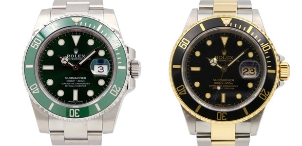 Rolex Submariner Uhren