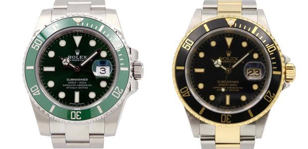 Rolex Submariner Uhren