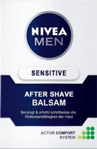 Nivea After Shave Balsam für nach der Intimrasur